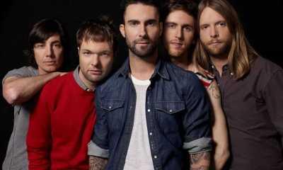 Maroon 5 ξεπερνούν τα 2 δισεκατομμύρια views