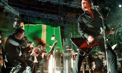 Metallica θα παίξουν ξανά με τη Συμφωνική Ορχήστρα του San Francisco