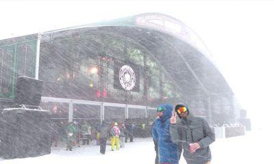 Tomorrowland Winter: Προσωρινή εκκένωση λόγω χιονοθύελλας