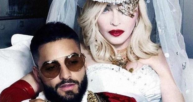 Η Madonna επιστρέφει στην κορυφή με latin διάθεση!