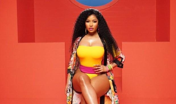 επιστροφή της Nicki Minaz στα social media