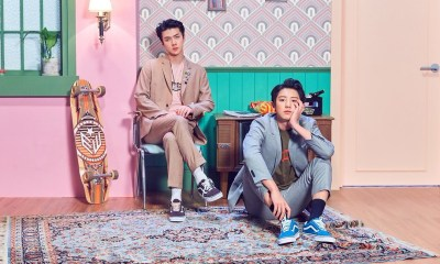 Chanyeol και ο Sehun