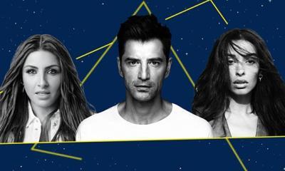 Τρειςpopstarsγια πρώτη φορά μαζί: Σάκης Ρουβάς,Έλενα Παπαρίζου,Eλένη Φουρέιρα σε μια μοναδική συναυλία από τον ΟΠΑΠ στις 22 Σεπτεμβρίου στον Ιππόδρομο Αθηνών!