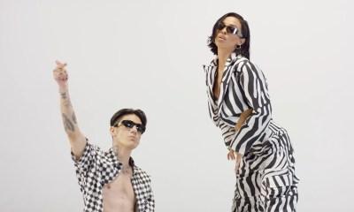 Ελένη Φουρέιρα και Lil Barty από την Amita Motion