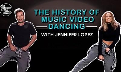 Mέσα σε 4 λεπτά η Jennifer Lopez έκανε τις πιο iconic χορογραφίες στην ιστορία των video clip