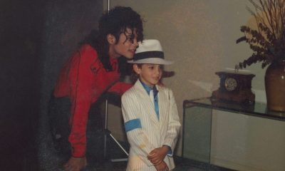 Leaving Neverland EMMY award