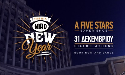 A Five Stars Experience New Year Eve Powered by Mad Radio 106,2