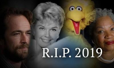 Οι celebrities που αποχαιρετήσαμε το 2019