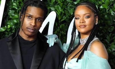 Η Rihanna και ο Asap Rocky κυκλοφορούν μαζί