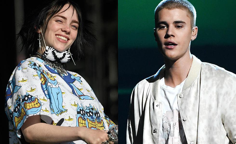 Billie Eilish: «Νοιάζομαι για τον Justin Bieber