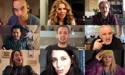 Κορυφαίοι Έλληνες καλλιτέχνες... «θα κάτσουν σπίτι»