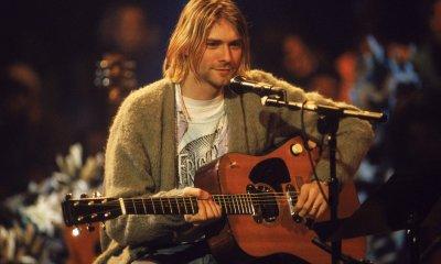 Βγαίνει σε δημοπρασία η κιθάρα του Kurt Cobain από την θρυλική εμφάνιση στο MTV Unplugged το 1993