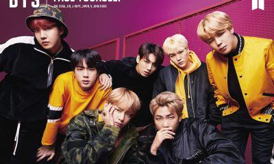"""Οι BTS θα κυκλοφορήσουν ιαπωνικό album με τίτλο """"Map of The Soul 7:The Journey""""!"""