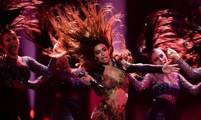 Η Ελένη Φουρέιρα ανέβασε αδημοσίευτο υλικό από την εμφάνισή της στην Eurovision, πριν από 2 χρόνια