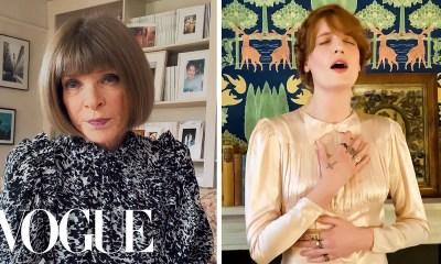 Οι Florence + The Machine φέρνουν άρωμα Met Gala σπίτι σου