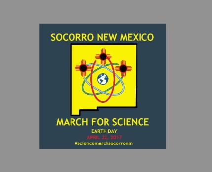 I'll be MARCHING FOR SCIENCE and YOU should, too