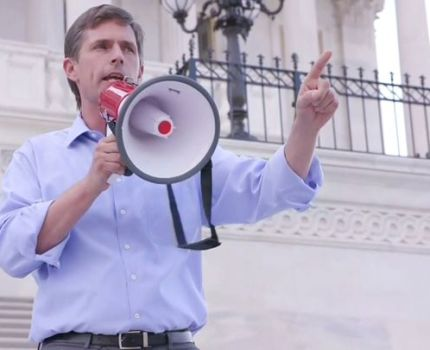 Martin Heinrich is urging people to continue the …