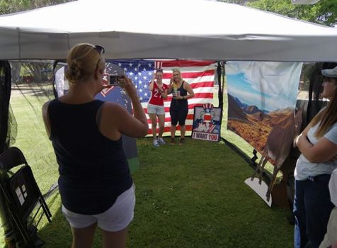 Fourth of July with Socorro Democrats was such a …