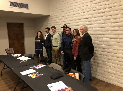 Thanks, Hidalgo County Dems for a great meeting