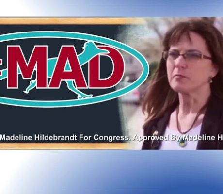 Mad Hildebrandt for Congress added a cover video.