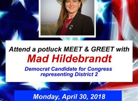Magdalena and Socorro area Democrats, please share