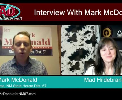 Clip 9 – Mark McDonald is the Democratic candidate …