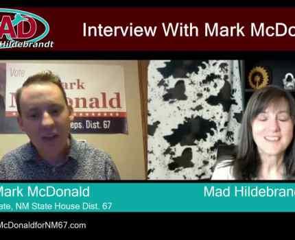 Clip 7 – Mark McDonald is the Democratic candidate …