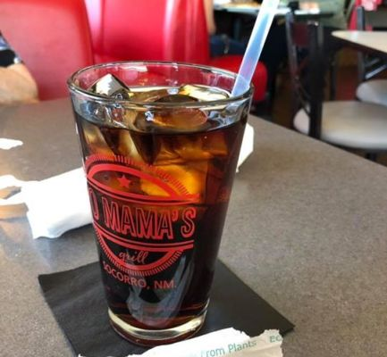 Kudos to Yo Mama's Grill in Socorro for …