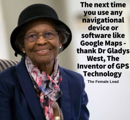 """She didn't """"invent"""" it, but her work was …"""