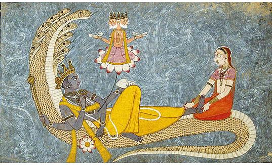 Vishnu Ananta Shri