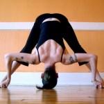 La mujer en el yoga