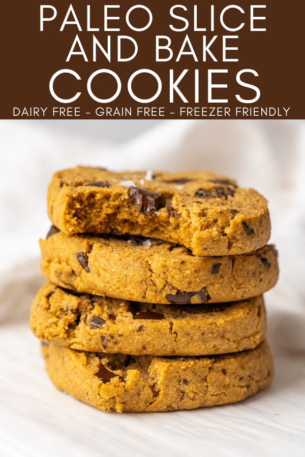 Image for pining paleo slice and bake cookies recipe on pinterest