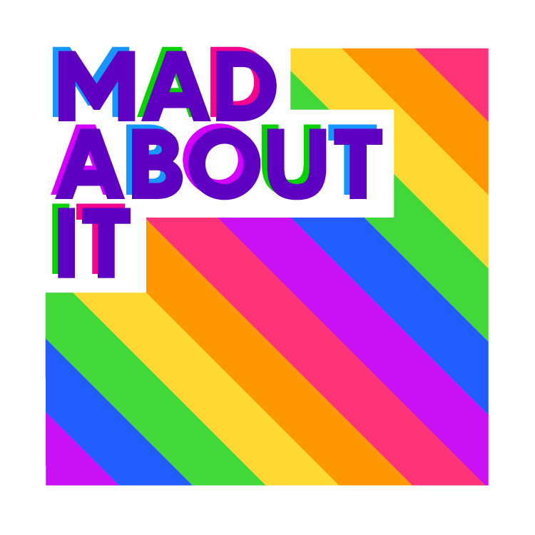 Logo for Mad About It