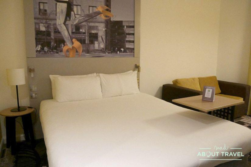 donde dormir en glasgow: hotel ibis styles glasgow centre
