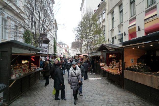 Mercado de Navidad de Spittelberg