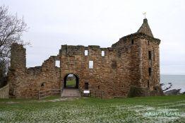 que ver en st andrews: castillo
