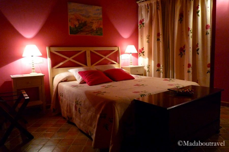 Suite Almendro en la casa rural El Pilaret, Azanuy