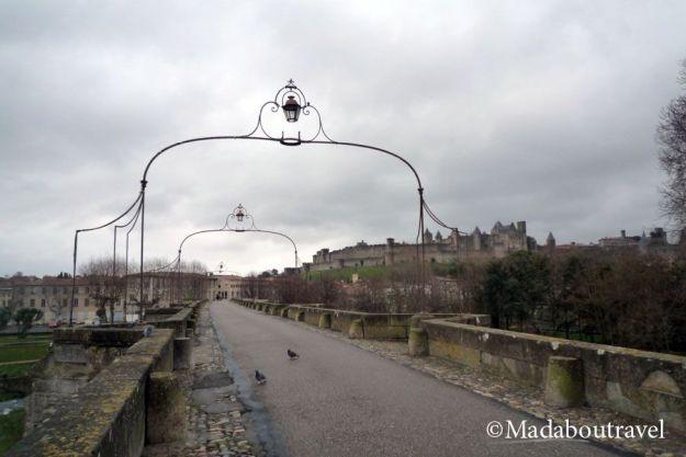 Un d a en carcassonne mad about travel blog de viajes sobre escocia - Exteriores puente viejo ...