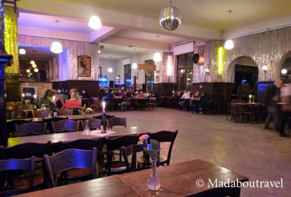 Restaurante Clarchens Ballhaus, Berlín