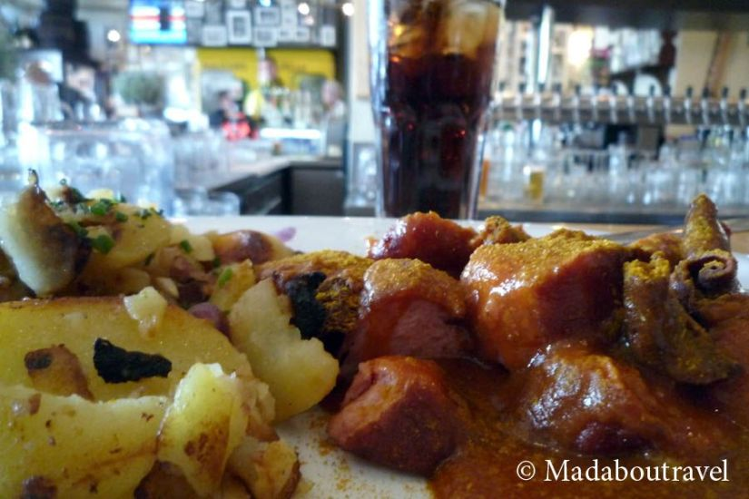 Currywurst en Berliner Republik
