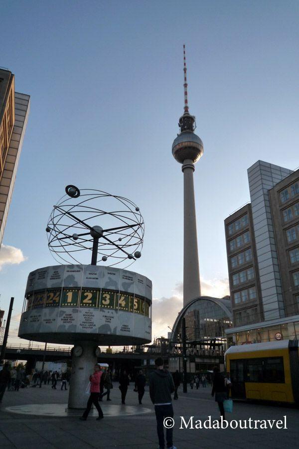 Alexander Platz, Berlín