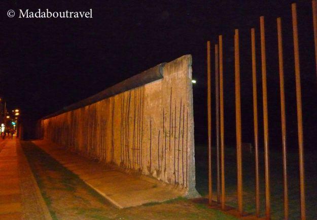 Muro de Berlín en Bernauer Strasse