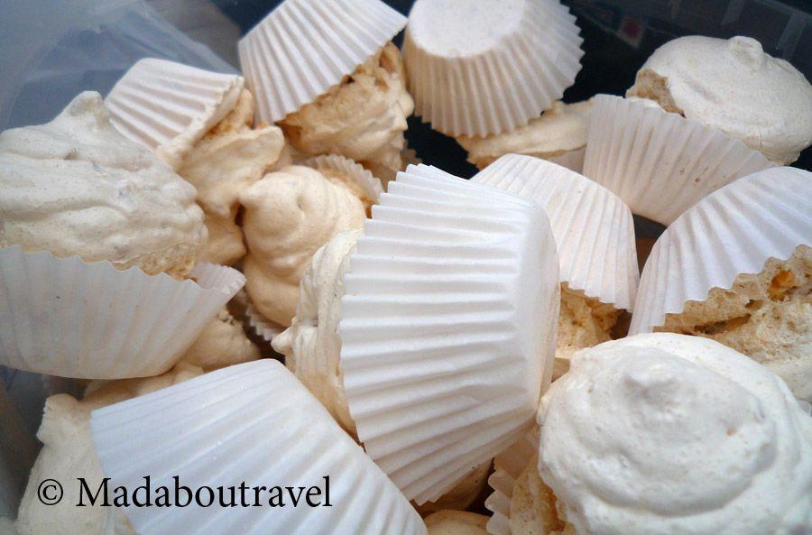 Suspiros, dulces típicos de Albacete