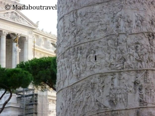 Columna Trajana, Roma