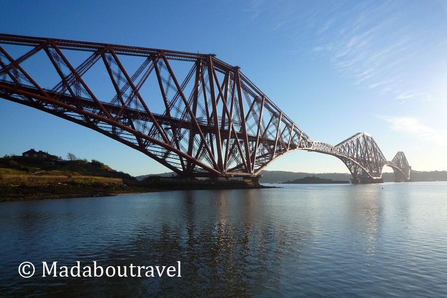 Mad About Scotland  Las Mejores Vistas Del Firth Of Forth