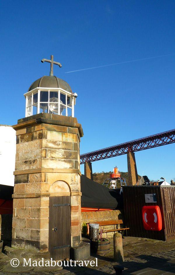 Faro de North Queensferry