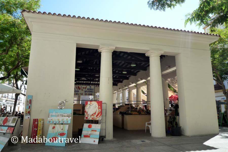 Mercat Vell de Ibiza
