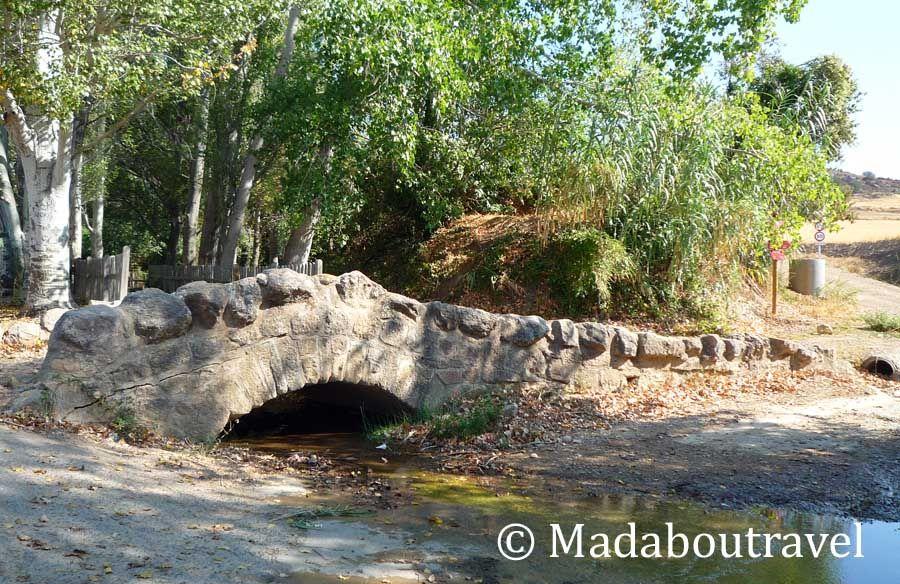 Puente románico de Loarre