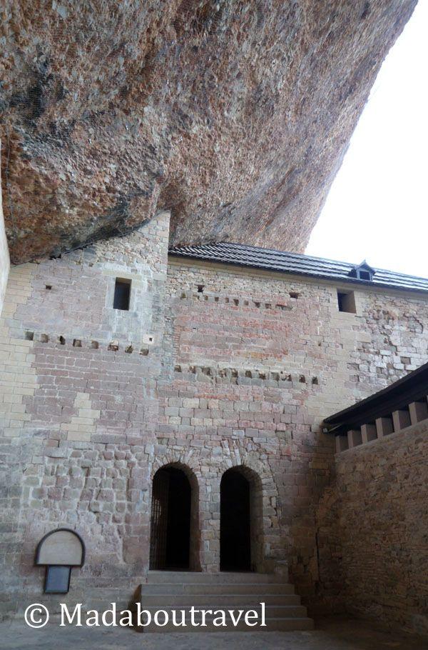 monasterio de san juan de la peña, aragón, huesca