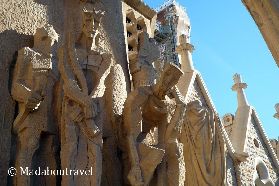 Visita a la Sagrada Familia de Barcelona (2/6)